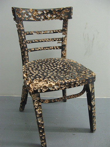 <i>Dematerialization Chair</i>, 2010